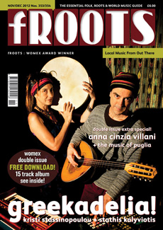 fRoots December 2012 issue