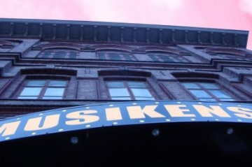 Musikens Hus - Gothenburg