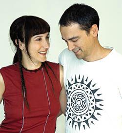Greekadelia - Kristi Stassinopoulou & Stathis Kalyviotis